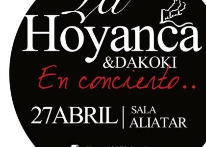 La Hoyanca & Dakoki