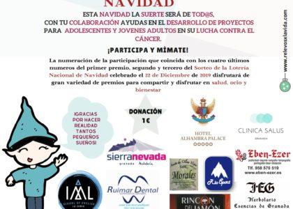 SORTEO DE NAVIDAD PARTICIPA Y MÍMATE