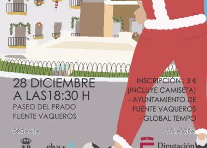 III San Silvestre Solidario FUENTE VAQUEROS
