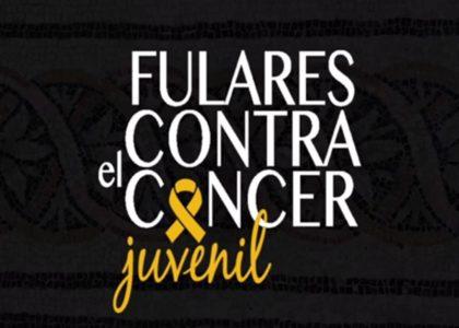 FULARES CONTRA EL CANCER JUVENIL